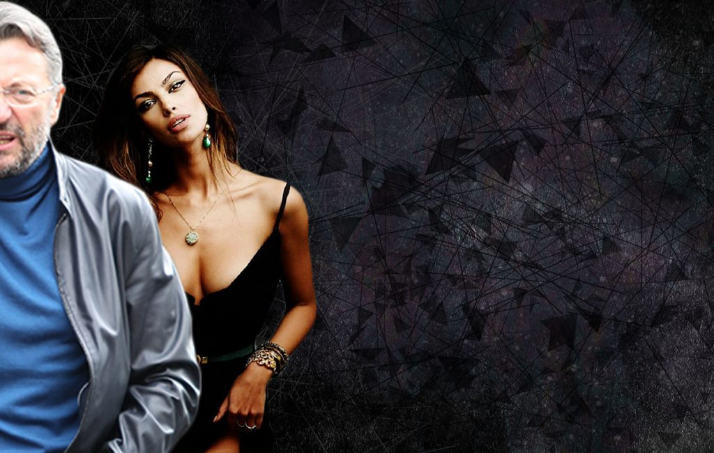 Breaking news. Socrates billionaire of Maddalena Ghenea, a scandal with the Police on Lake Snagov