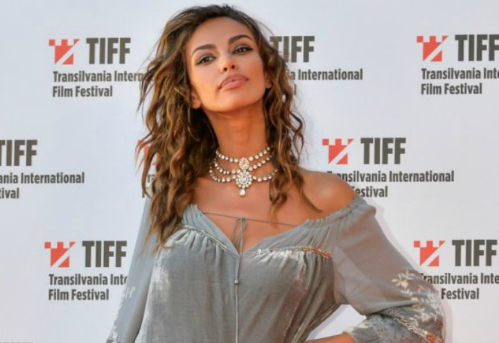 """Madalina Ghenea """"I am a peasant and I feel at home"""" / All you ever wished for: film-turning of the top model"""