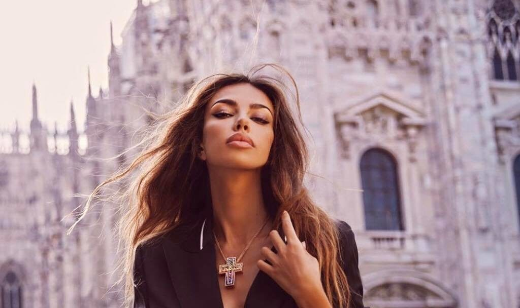 "Mădălina Ghenea, confessions from Milan: ""Italy received the message, a country of about 60 million inhabitants closed"""