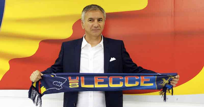 Lecce, Mercato, for the young of perspective and an expert tip
