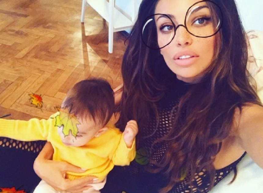 "Mădălina Ghenea broke the silence. The reason she hid was pregnant. ""I had to…"""