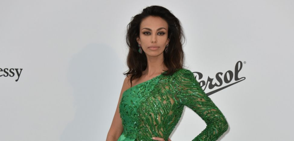 Mădălina Ghenea presents the Golden Stag with a famous Italian actor