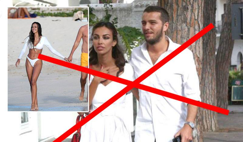 Mădalina Ghenea broke up from Mr. Cash's son and hooked up with a 32-year-old millionaire! First pictures with them while kissing