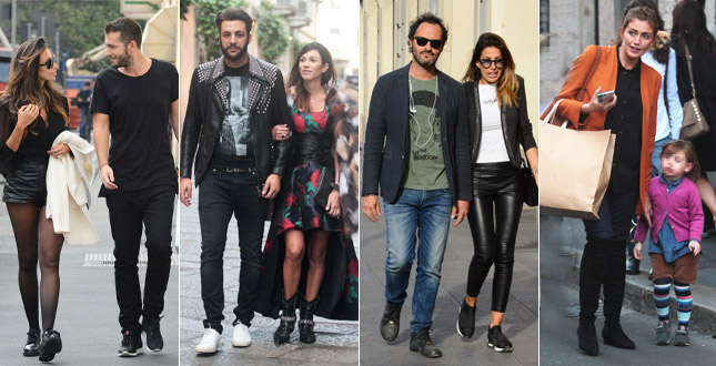 Madalina Ghenea, Chiara Maci (pregnant), Federica Torti and the others: shopping is … love