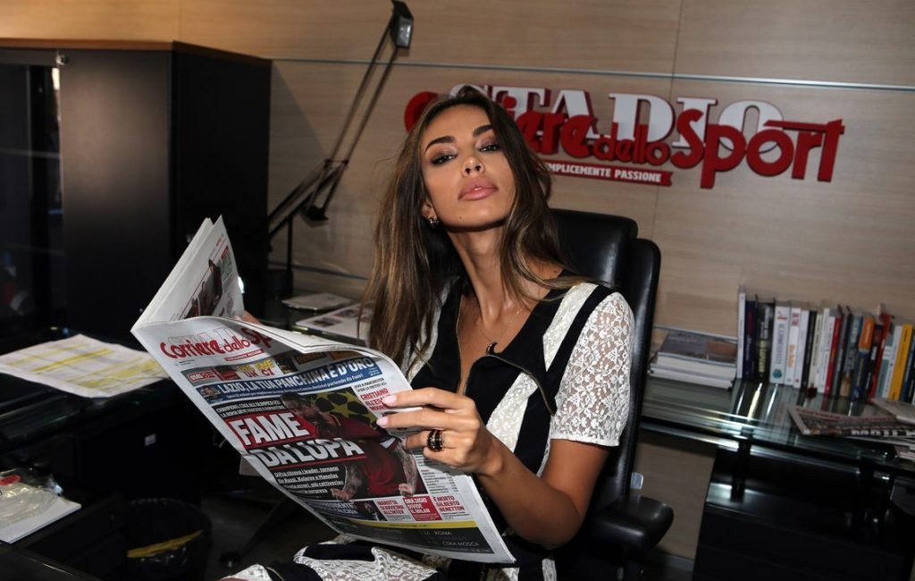 Madalina Ghenea exclusive: «Me and Boateng? I never knew him! Ronaldo is a good boy »