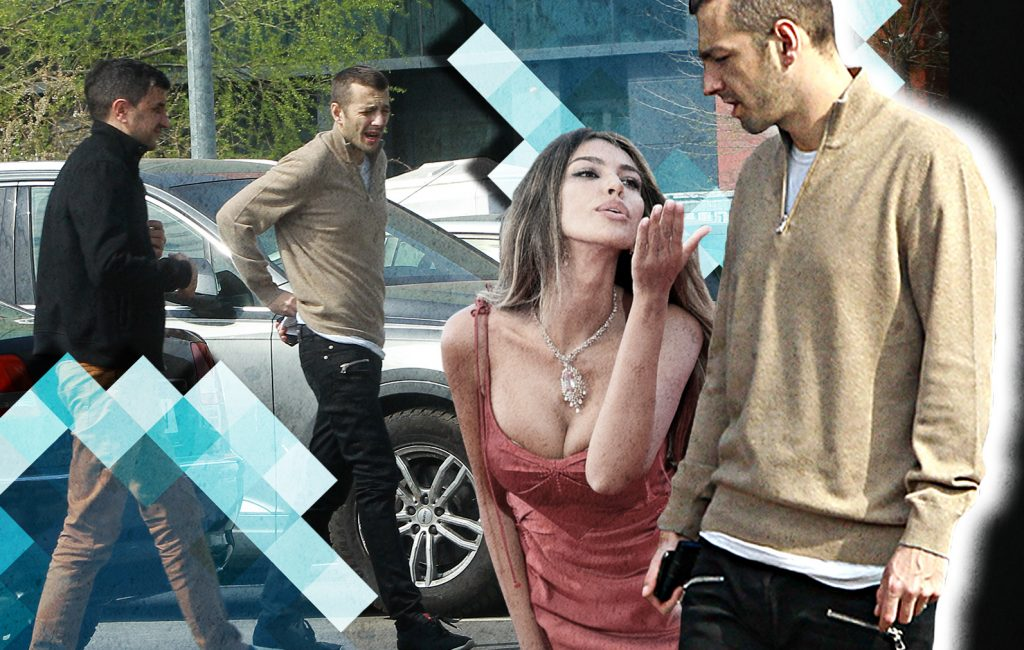 "She suffers after Madalina Ghenea's ""divorce""! Mr. Cash's son has come to …"