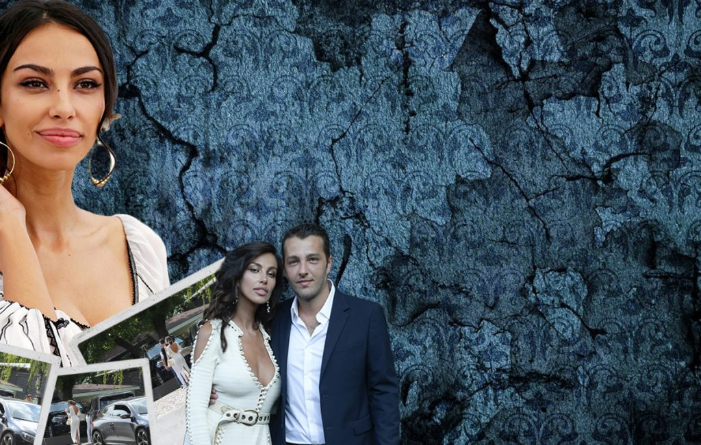 "Son of ""Mr. Cash ""has mashed Madalina Ghenea on jealousy!"