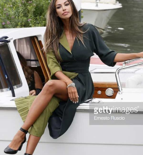 Venice Festival dress and look by Madalina Ghenea – Men's fashion, lifestyle | Menchic.it Fashion man, lifestyle