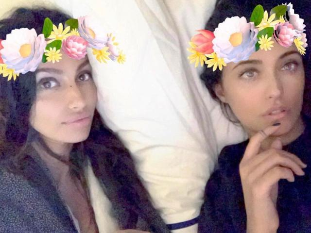BEAUTY COMBO! Antonia and Madalina Ghenea make SENSATION on Instagram, together in the same bed – ProFM