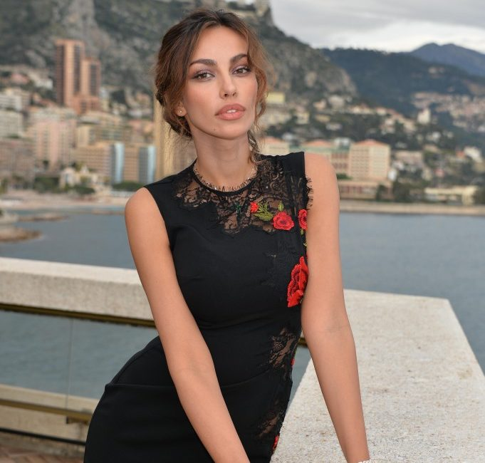 Mădălina Ghenea brought her parents to the capital to be close to her