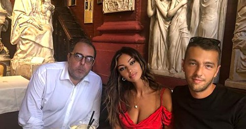 Mădălina Ghenea, more sexy than ever! The pictures with her are breathtaking