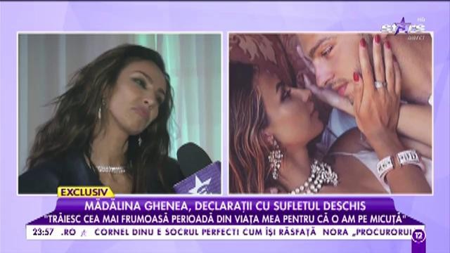 "Mădălina Ghenea, the first interview after the separation from Matei Stratan: ""I really wanted a baby"" – www.a1.ro"