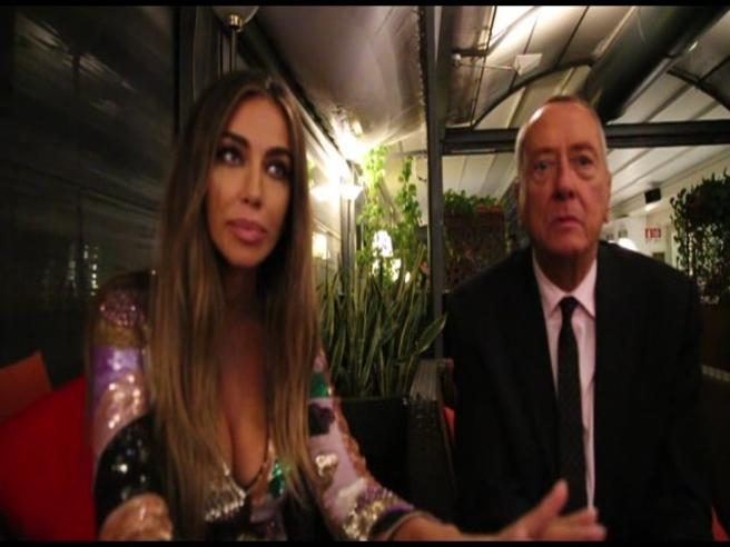 Madalina Ghenea and director Barry Morrow at the Film Festival: «I continue to tell Love»