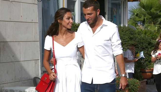 Madalina Ghenea is (again) in love