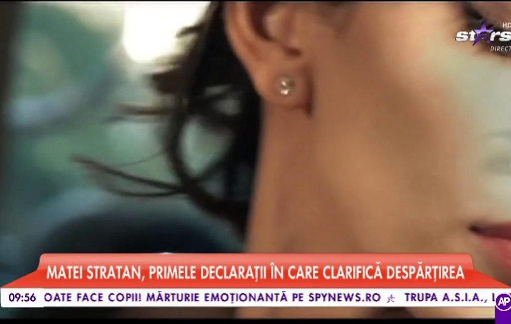 Matthew Stratan, the first statements clarifying the separation from Mădălina Ghenea – www.a1.ro