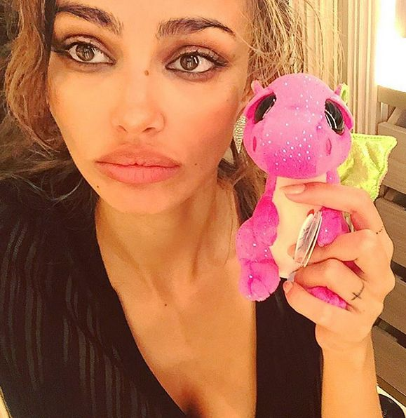 The irony of fate. Mădălina Ghenea removed her tattoo with the name of the ex-boyfriend to a doctor she calls the same | Entertainment, Monden | Libertatea.ro