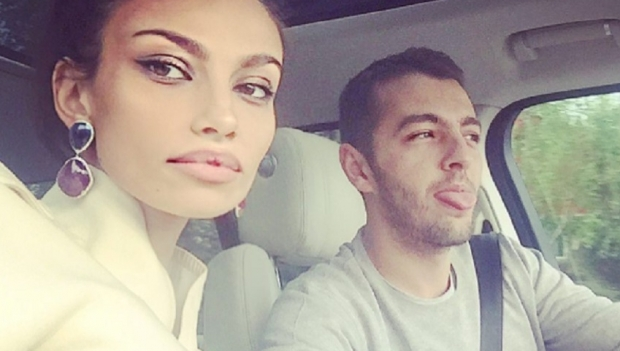 He's in the Villa, she's in the TWO-ROOM apartment! Mădălina Ghenea, PARENT by Matei Stratan