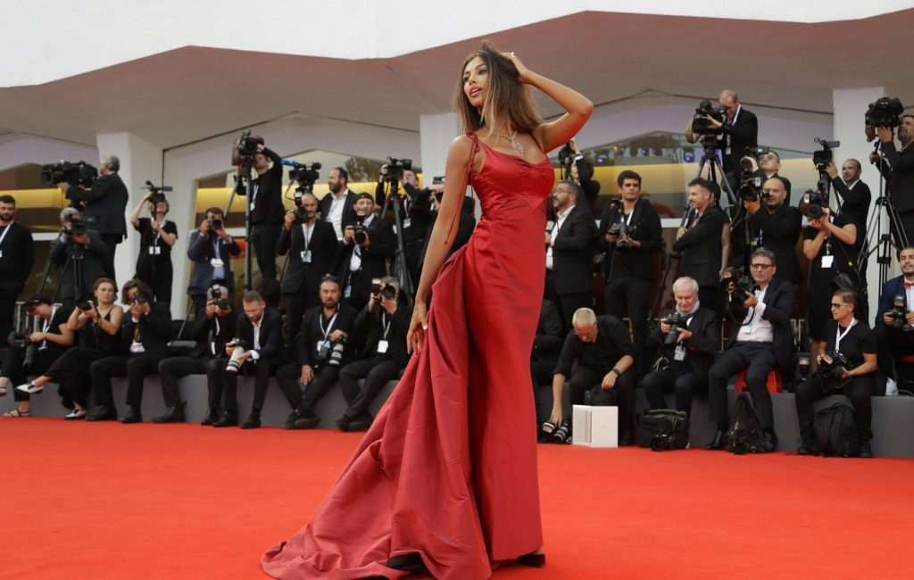 Mădălina Ghenea, Appearance at the Venice Festival – stirileprotv.ro