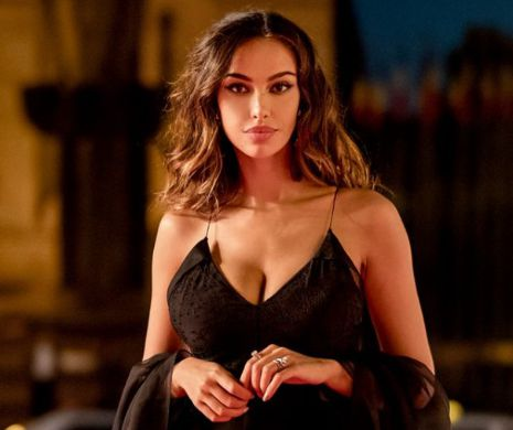 Mădălina Ghenea has warmed the spirits at TIFF in a sensual dress