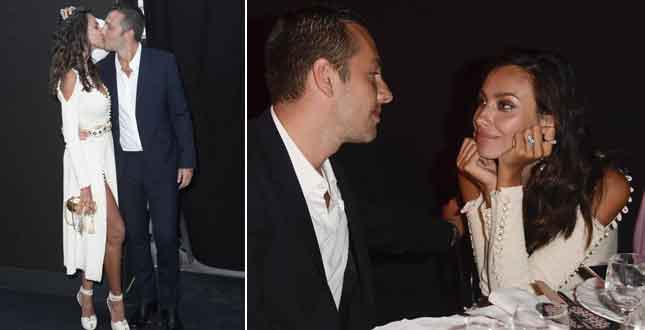 Madalina Ghenea and Matei Stratan, first outing from mom and dad … in love with each other