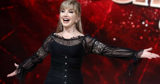 Milly Carlucci talks about The masked singer, Dancing with the Stars and Antonella Clerici