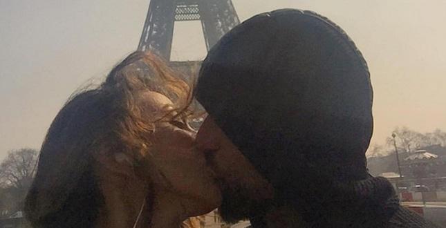Madalina Ghenea and Philipp Plein, acrobatics of love. And marriage is already in sight