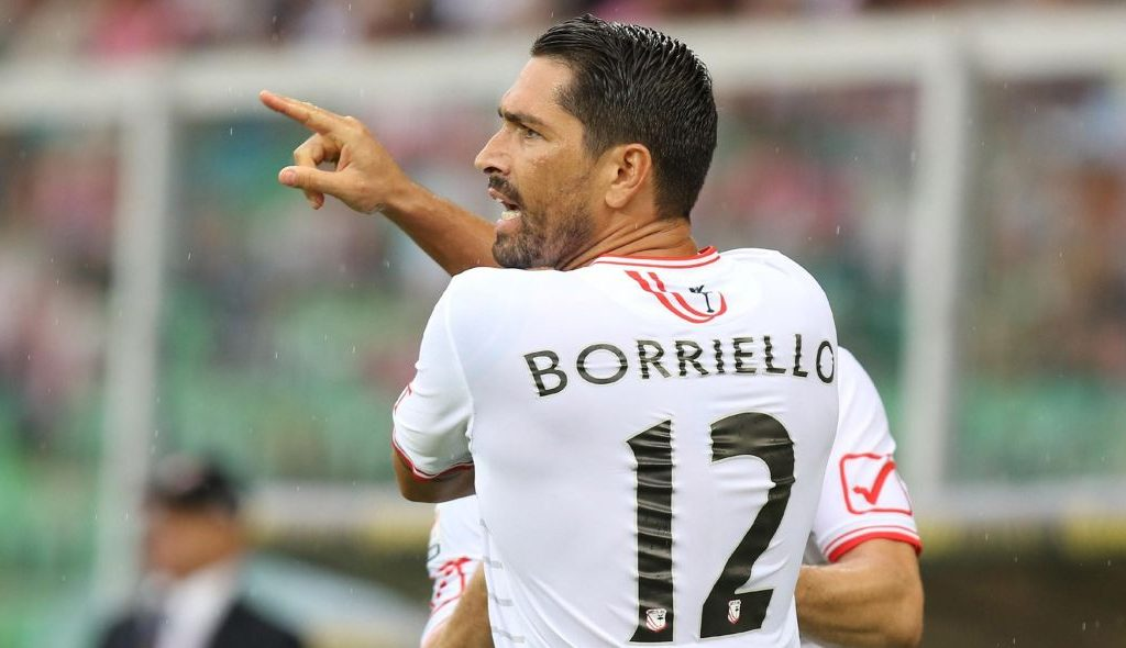 Marco Borriello engaged to a former of Men and Women?