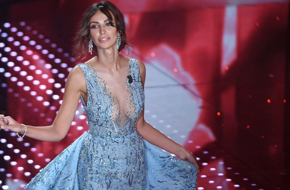 Sanremo, Madalina Ghenea as in Frozen: fabulous dresses for the little valley – Shows