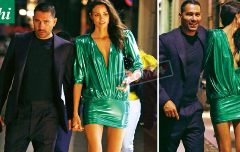 Marco Borriello with Sofia is serious – TGCOM