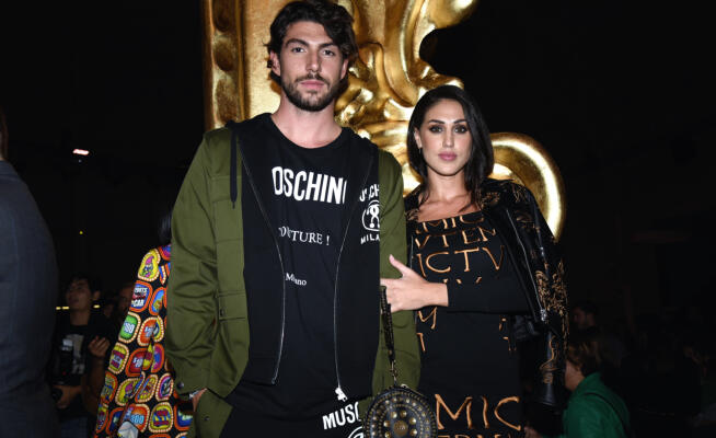 Mfw 2019, Cecilia Rodriguez and Ignazio Moser from Moschino – Photo