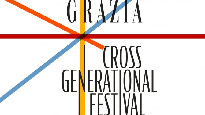 Cross Generational Festival: the event created by Grazia to unite many different generations