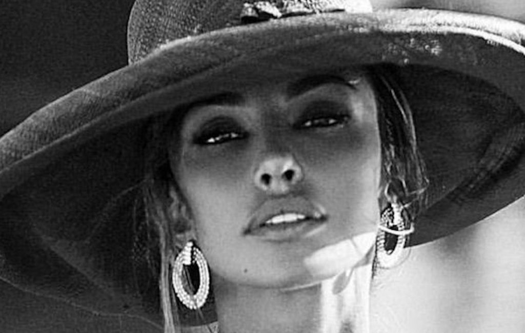 Madalina Ghenea, new face of the Damiani advertising campaign