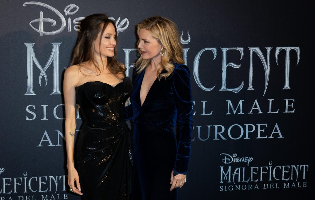 Maleficent 2: the Italian stars present at the premiere