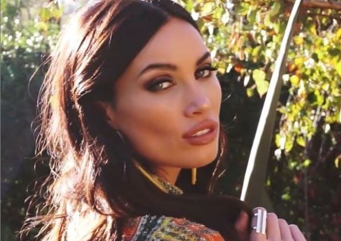 Not only Madalina Ghenea has sucked the minds of Hollywood actors. She is Alina Pușcău, the Romanian after whom Vin Diesel suffered