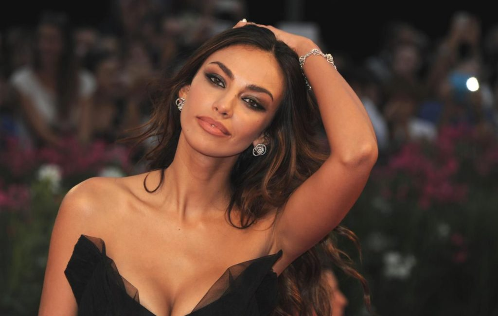 Madalina Ghenea in Sanremo 2016, who is the little valley of Carlo Conti – Tvzap