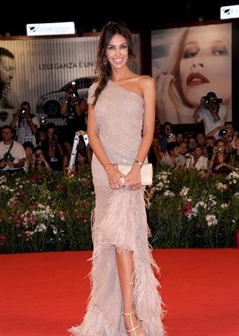 "Madalina Ghenea, license to ""cuccare"""