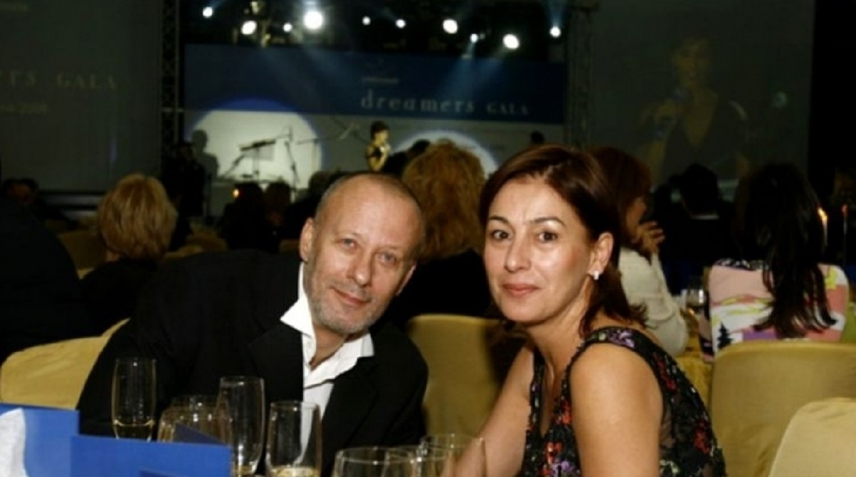 Andrei Gheorghe's wife died. Why was Petruita suffering from a severe illness