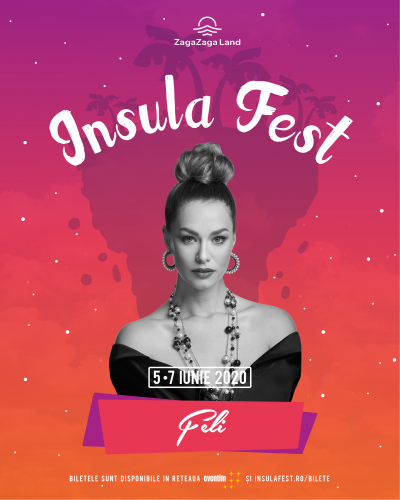 Feli Donose, a unique female presence in the Romanian music industry will perform on the island of Fest | You see | Avantaje.ro