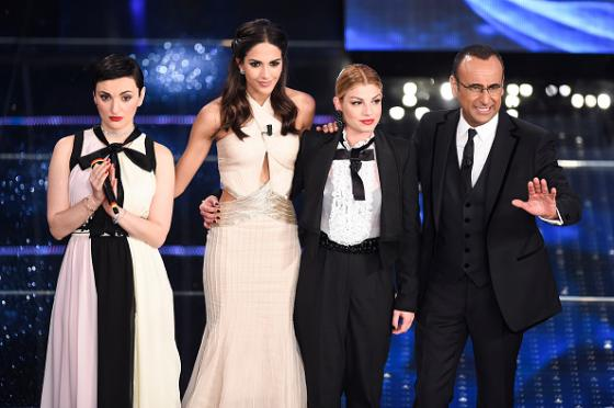 Listen Sanremo: all the auditel data of the second evenings