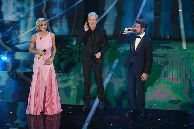 Listen Sanremo: all the auditel data of the third evenings