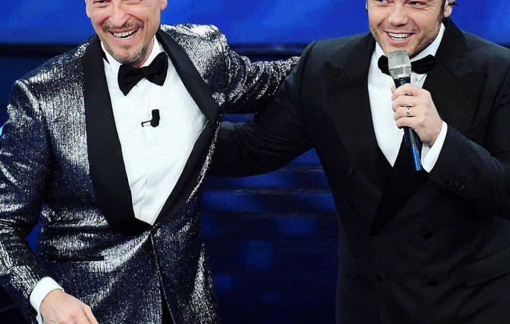 'Sanremo 2020', the early evening plays: Amadeus beats Carlo Conti and Claudio Baglioni, his best debut since 2005!