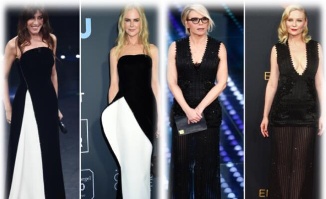 Sanremo against Hollywood: who wears it best? – Photos