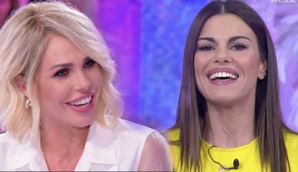 "Bianca Guaccero reveals a secret about her and Ilary Blasi's past: ""It didn't go well"""