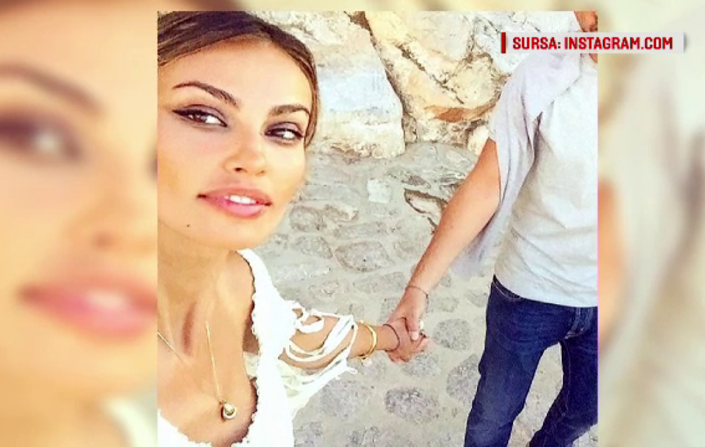Madalina Ghenea has found a new boyfriend. Post pictures with him on Instagram, but without letting his face be seen