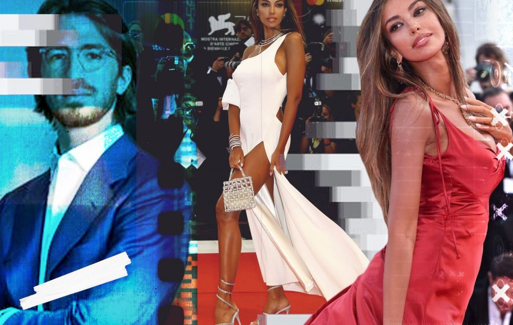 """Madalina Ghenea reconciled """"remotely"""" with the Italian billionaire"""