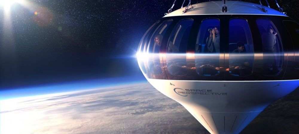 Unprecedented proposal of a space company! They want to send passengers into the stratosphere in a balloon! When the project would be ready