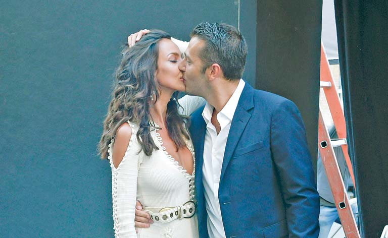 The gestures that reveal the separation between Mădălina Ghenea and Matei Stratan